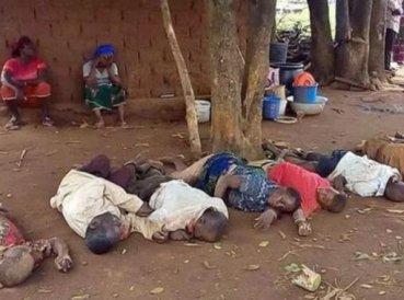 80 cristianos son masacrados por musulmanes en Nigeria