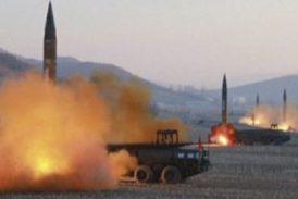 """ONU emite alerta de """"riesgo nuclear"""" para 2018"""