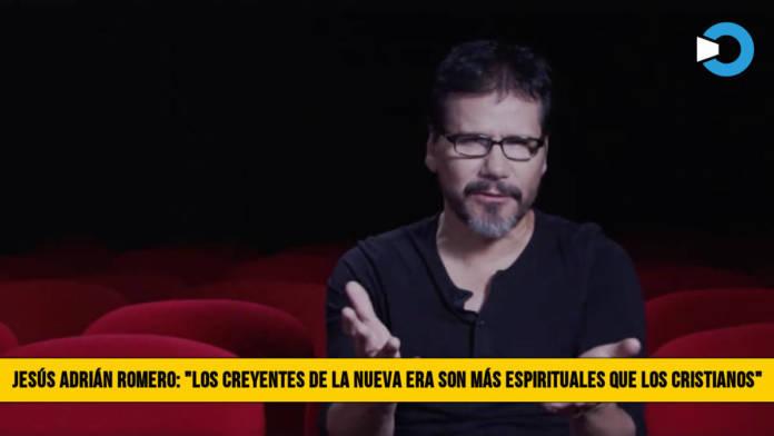 """Jesús Adrián Romero: """"Los Creyentes de la Nueva Era son más espirituales que los Cristianos�"""