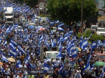 Crisis en Nicaragua registra más de 440 muertos, e iglesias se unen en oración por la paz