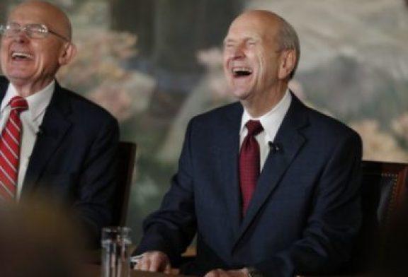 """Líder de secta dice que no se llamarán más """"mormones"""""""
