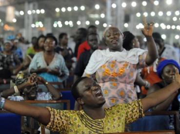 África más ayudada por pentecostalismo que por las ONG