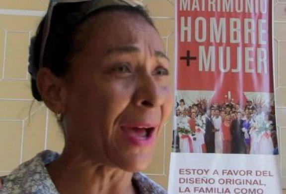 Evangélicos se oponen al matrimonio homosexual en Cuba