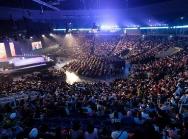 Miles de cristianos van a Jerusalén para celebrar Fiesta