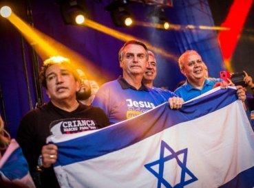 Bolsonaro se aliará con Israel y romperá relaciones con dictaduras