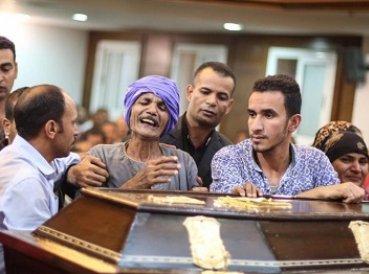 """Cristianos egipcios: """"Defenderemos la cruz con nuestra sangre"""""""