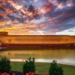 Ateos evitan viaje de excursión al Arca de Noé y museo bíblico