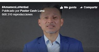 """CASH LUNA SOBRE INFORME DE UNIVISIÓN: """"SE DICEN COSAS MUY ALEJADAS DE LA VERDAD"""""""
