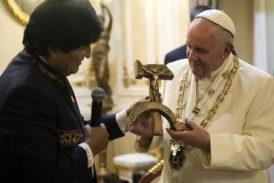 """Evo Morales: """"Jesús fue el primer socialista del mundo"""""""