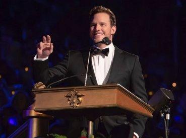 """Chris Pratt hace el ayuno de Daniel y alienta a sus fans a """"comprobarlo"""""""