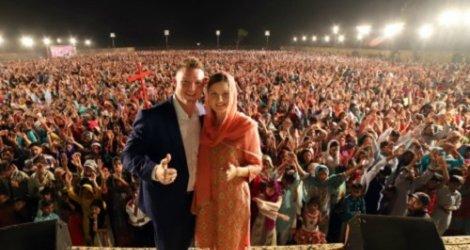 Más de medio millón de personas se entregaron a Jesús en Pakistán
