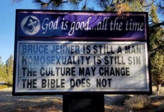 """Pastor obligado a dejar iglesia por decir que """"homosexualidad es pecado"""""""