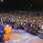 7 mil aceptan a Jesús en cruzada evangelística realizada por nieto de Billy Graham