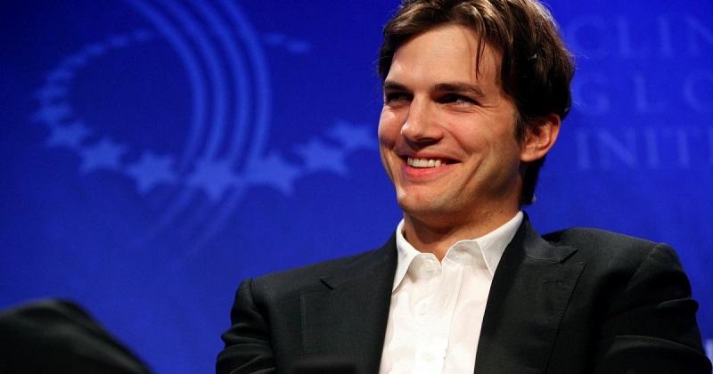 Ashton Kutcher se opone al aborto de bebés con síndrome de Down