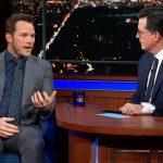 Chris Pratt dice que su fe le guarda de los peligros de la fama