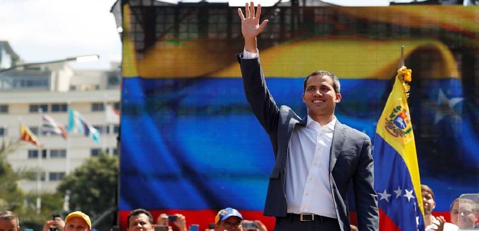 Guaidó: Iglesias son fundamentales para ayuda humanitaria en Venezuela