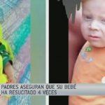 Honduras: Padres aseguran que su bebé ha resucitado 4 veces
