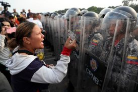 Oremos por Venezuela: Tensión en varios puntos fronterizos del país