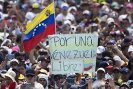 Políticos evangélicos piden elecciones inmediatas en Venezuela