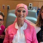Anne Graham celebra avance en su lucha contra el cáncer