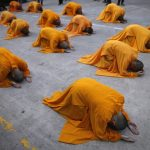 Monjes budistas desafían a cristianos de quién es el verdadero Dios y esta fue la respuesta