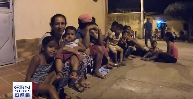 Operación Bendición brinda ayuda a víctimas que escapan de Venezuela