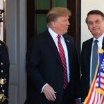 Washington: Bolsonaro dice que su llegada a la presidencia fue un milagro y voluntad de Dios