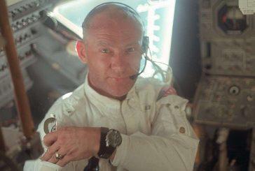 El versículo de la Biblia que Buzz Aldrin leyó cuando llegó a la Luna